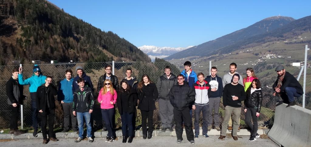 Exkurze studentů České zemědělské univerzity v Itálii a Německu