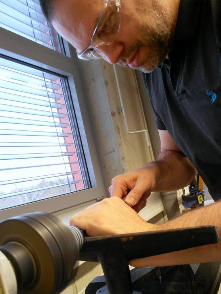 Praktické ukázky soustružení doc. Ing.Martin Böhm, Ph.D.