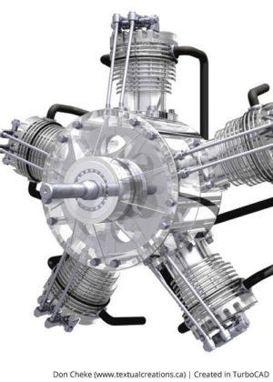 TurboCAD Platinum 26 CZ - galerie - Don Cheke | TurboCAD