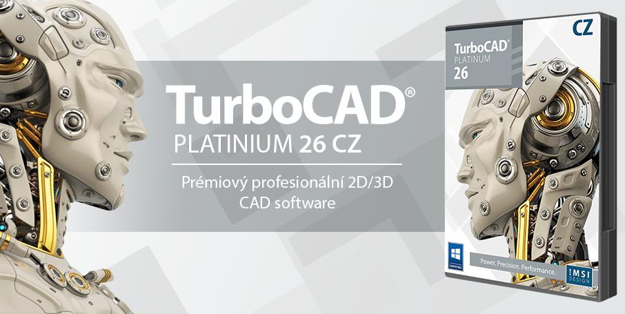 TC Pro Platinium 906x455px@2x - TurboCAD Platinum 26 CZ