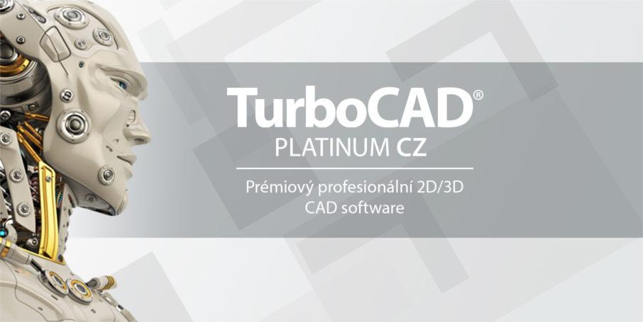 TurboCAD Pro Platinum CAD od SPINAR software pro 2D 3D kresleni vizualizaci e1604997192452 - TurboCAD Platinum 26 CZ