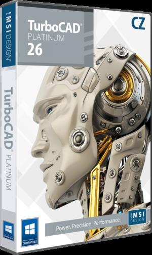 TurboCAD Platinum 26 CZ