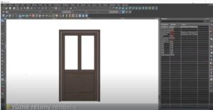 TurboCAD Pro 2D/3D 27 CZ - galerie - Dveře - délková a plošná optimalizace | DAEX
