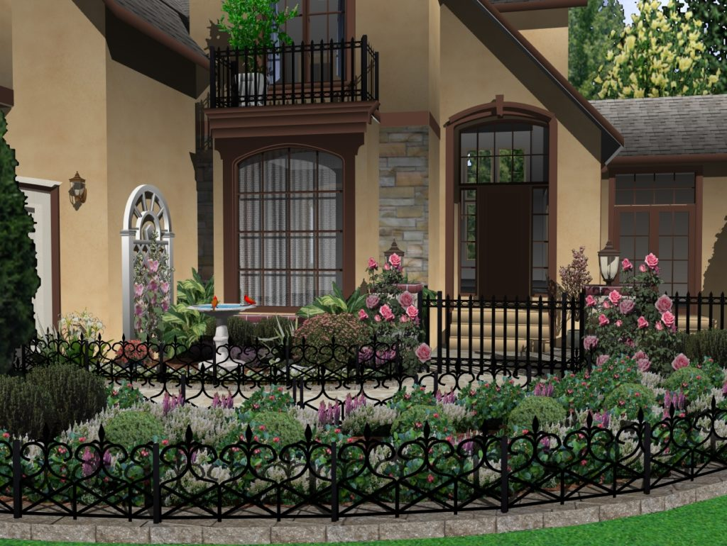LandscapeAndOutdoorLiving3 1 1024x770 - TurboFloorPlan 3D Dům & Interiér & Zahrada Deluxe CZ