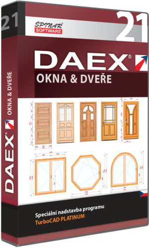 DAEX DESIGN Okna a Dveře 21