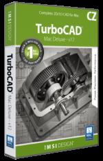 TurboCAD MAC Deluxe 12 CZ