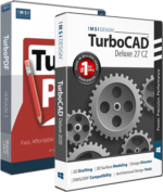 TurboCAD Deluxe 27 CZ + TurboPDF v3