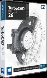 TurboCAD Deluxe 26 CZ