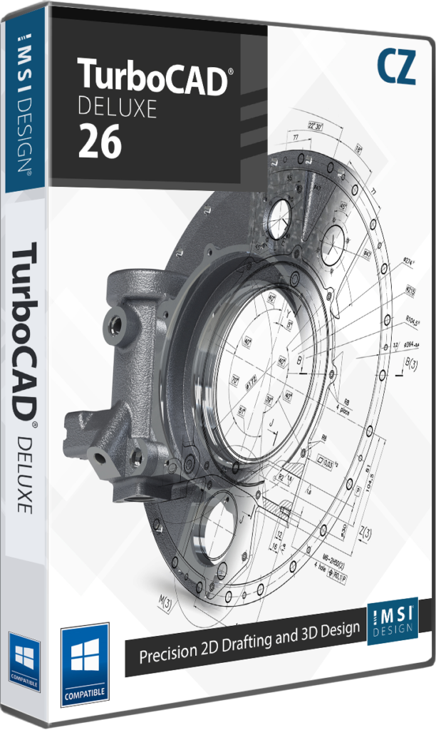 TurboCAD deluxe 26 CZ 3 612x1024 - Ceník školních licencí