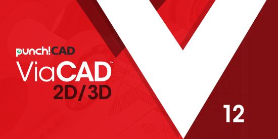 ViaCAD12 3D - ViaCAD 2D/3D v12 CZ