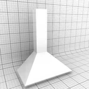 Knihovna 3D symbolů digestoří - galerie - 4