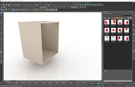 animace 06 m - Symboly Häfele pro TurboCAD/DAEX