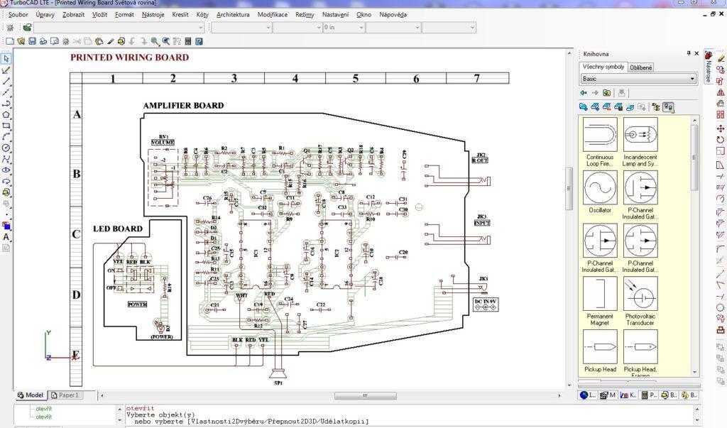 cary vyskove koty 031 2 1024x603 - TurboCAD LTE 9 CZ