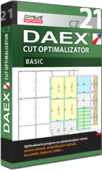 DAEX CUT Optimalizátor Basic 21