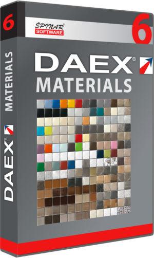 DAEX Materials