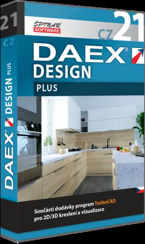 Upgrade na DAEX DESIGN PLUS 21 CZ