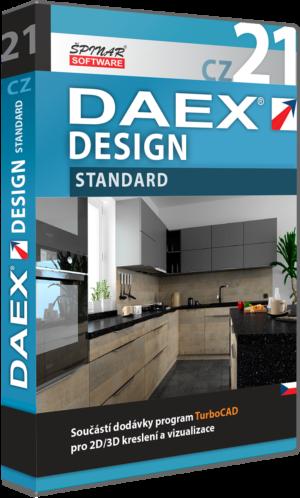 Upgrade na DAEX DESIGN Standard 21  CZ