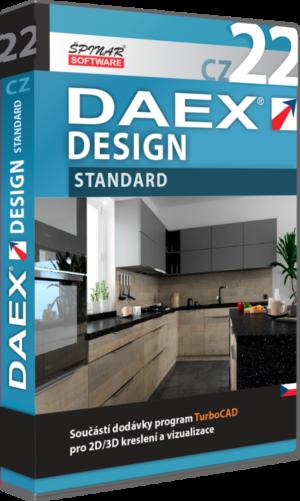 Upgrade na DAEX DESIGN Standard 22  CZ