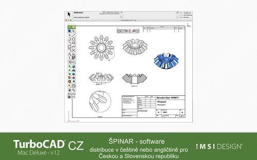 image 22 - TurboCAD MAC Deluxe 12 CZ