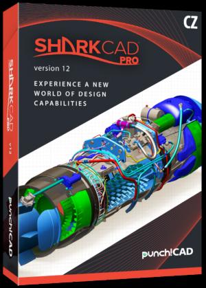 SharkCAD Pro v12 CZ