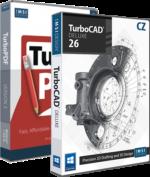 TurboCAD Deluxe 26 CZ + TurboPDF v3