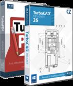 TurboCAD Designer 26 CZ + TurboPDF v3
