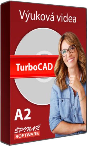 A2 – TurboCAD 3D kreslení