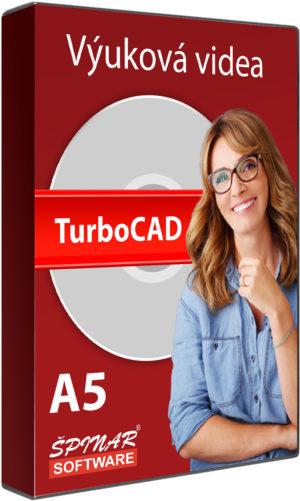 A5 – TurboCAD – vizualizace