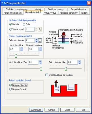 ukazka 2 1 - VisualMILL Standard - CAM