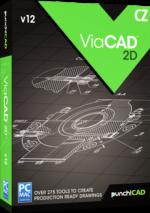 ViaCAD 2D v12 CZ