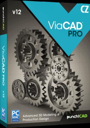 ViaCAD Pro v12 CZ