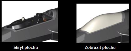 viacad zobrazit skryt plochu - SharkCAD Pro v12 CZ