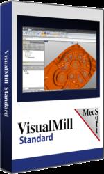 VisualMILL Standard – CAM