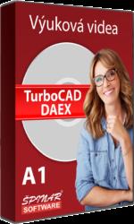 A1 – TurboCAD 2D a kreslení