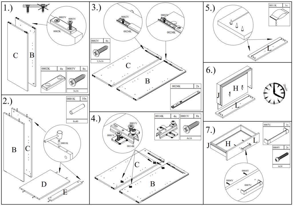 17 Vladimír Kačmár 1024x719 - Vizualizace interiérů a nábytku