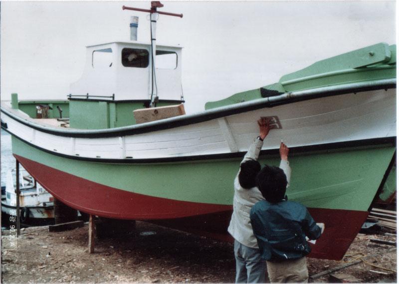 sablona pro jmeno - Zkušenosti uživatele: Tomáš Vítek - Virtuální maketa korejské rybářské lodi