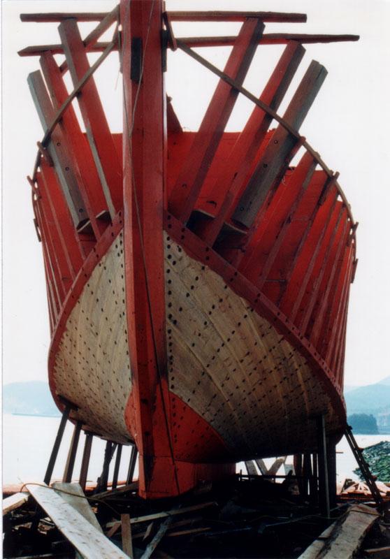 stavba 30m rybare 2 - Zkušenosti uživatele: Tomáš Vítek - Virtuální maketa korejské rybářské lodi