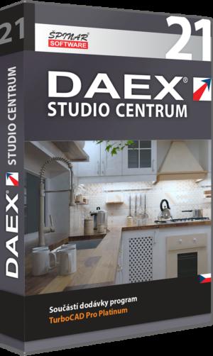 DAEX STUDIO – Centrum v21