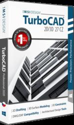 TurboCAD Pro 2D/3D 27 CZ