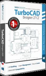TurboCAD Designer 2D 27 CZ