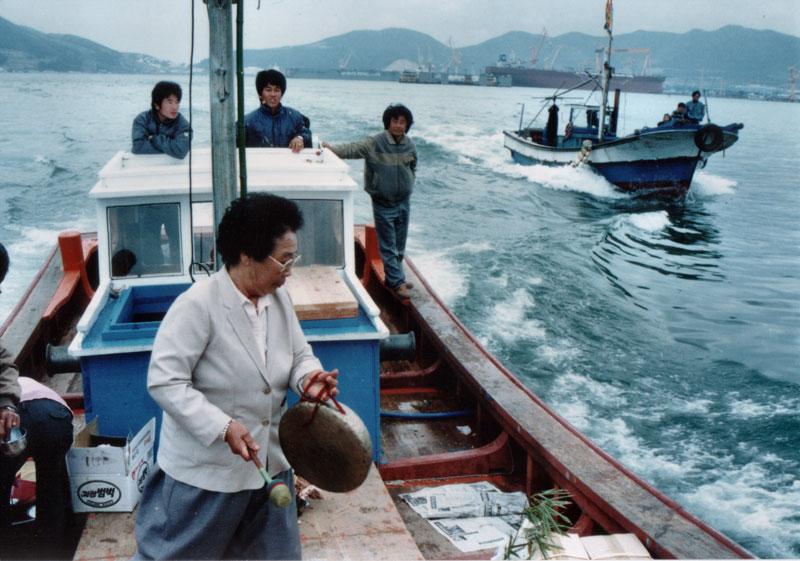 zkusebni jizda - Zkušenosti uživatele: Tomáš Vítek - Virtuální maketa korejské rybářské lodi