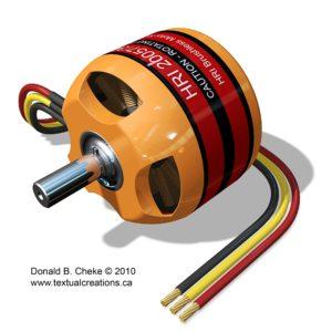 TurboCAD Platinum 26 CZ - galerie - Donald Cheke | TurboCAD