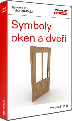 Knihovna symbolů Oken & Dveří