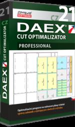 DAEX CUT Optimalizátor Pro 21
