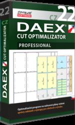 Upgrade na DAEX CUT Optimalizátor Professional 22 CZ