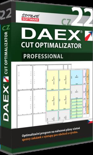 DAEX CUT Optimalizátor Pro 22