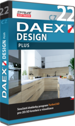 Upgrade na DAEX DESIGN PLUS 22 CZ
