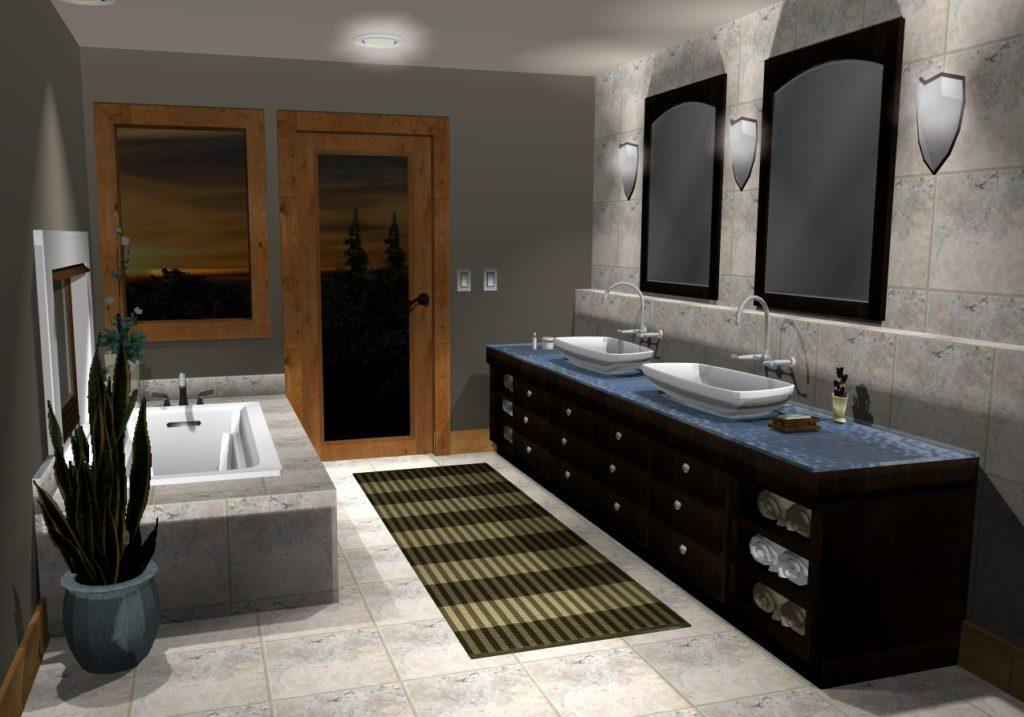Koupelny, kuchyně, kanceláře…