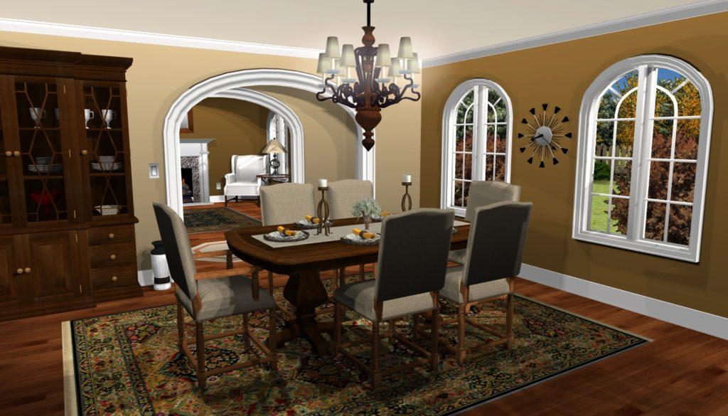 Interiéry a nábytek