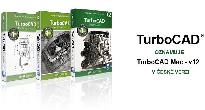 TC MAC2 - TurboCAD MAC12 CZ (česky)